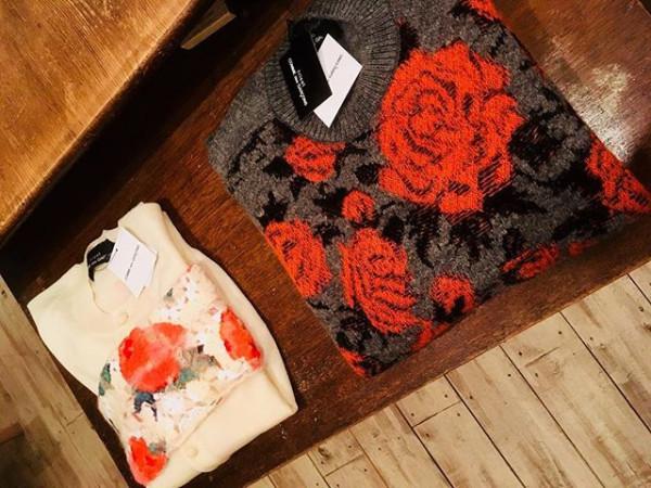 ・new item・日々、かわいい秋冬の服達が入荷しています!・・