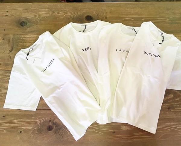 *new item♪lenoよりTシャツが入荷しました。***