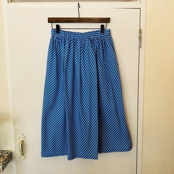 *new item☆**ストライプスカート♪***