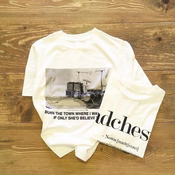 *new item♪**Tシャツ再入荷しました。**
