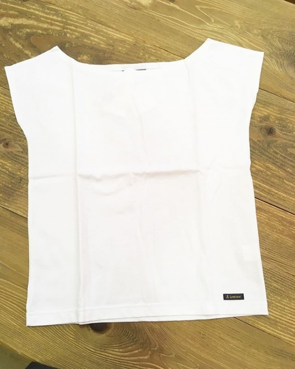 *leminorより。**フレンチスリーブのTシャツになります。**