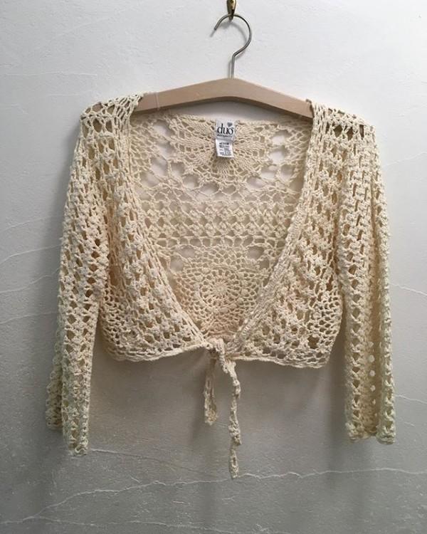 *new item♪**vintage knit**