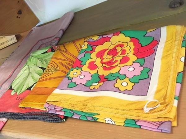*vintage scarf入荷しました。**