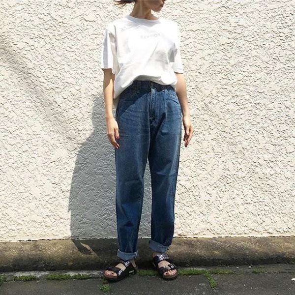 *new item♪**lenoより。ドロップショルダーのTシャツとlucy。