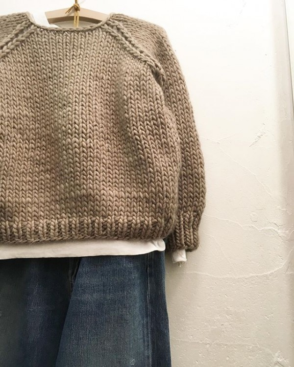 *new item♪**maiamiのhand knit**