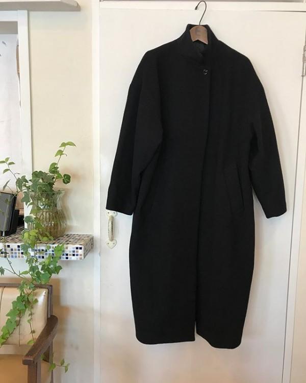 *New item...*ミズイロインドからウールのコートが入荷しました。*ライナーありです!*Price ¥29000**