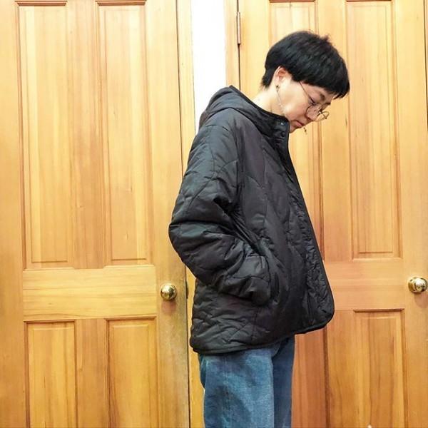 *new item♪**midi-umiのリバーシブル表はナイロン裏はボアになります。**.jacket ¥16800+tax