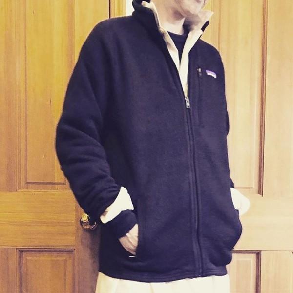 *new item♪**とても暖かいitem!**patagoniaのbettersweater♪**