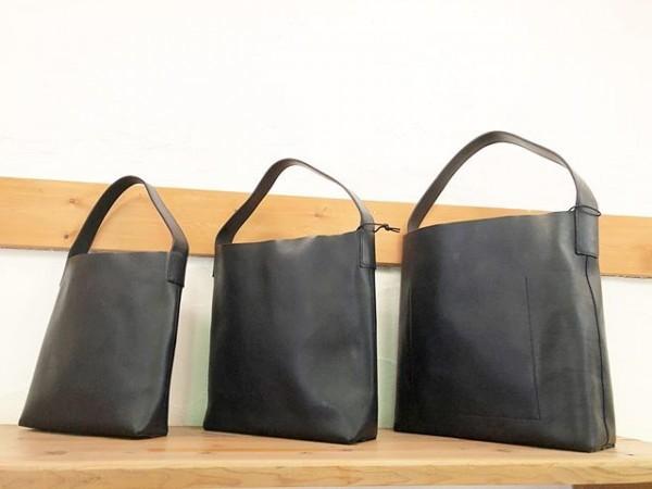 *vinさんからワンショルダーのbag入荷してきました。** 一つ一つ丁寧に作り上げたvinさんのbagは使い込むほど良くなって楽しみになります。**