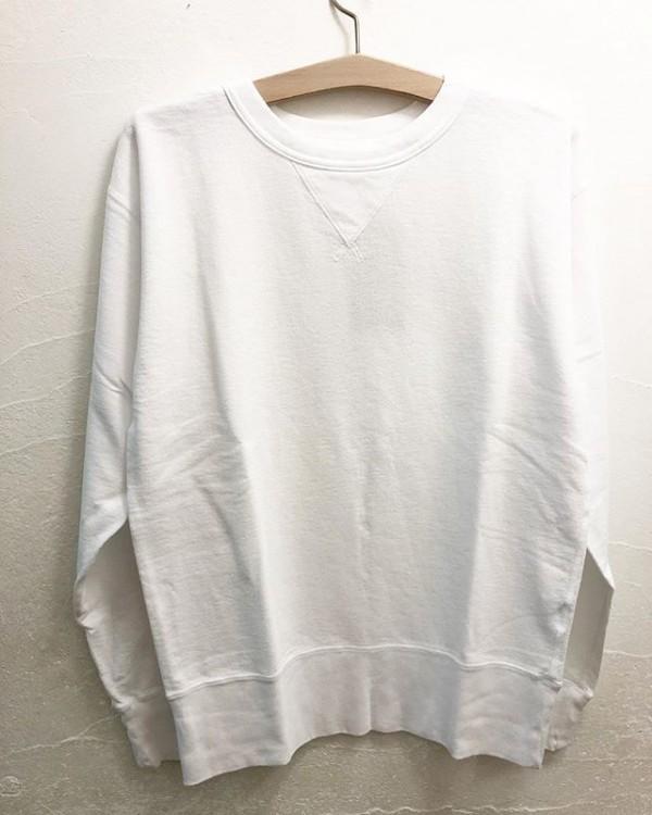 *new item♪***HTSより。*COTTON SWEAT SHIRT!**とても柔らかく肌に優しい素材です。100% COTTONJAPAN **