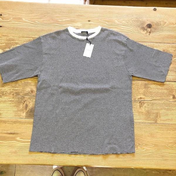 *new item♪**ガーゼ天竺のTシャツ肌触りがとても良いitemになります。**