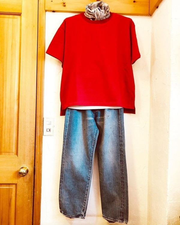 *new item♪...Denim....