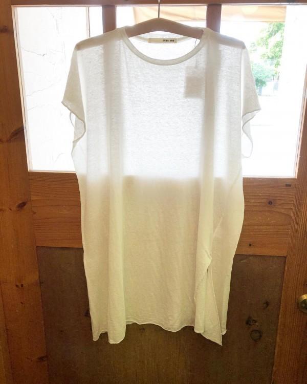 *new item♪..evamevaより。..linen..price…¥14000+tax...