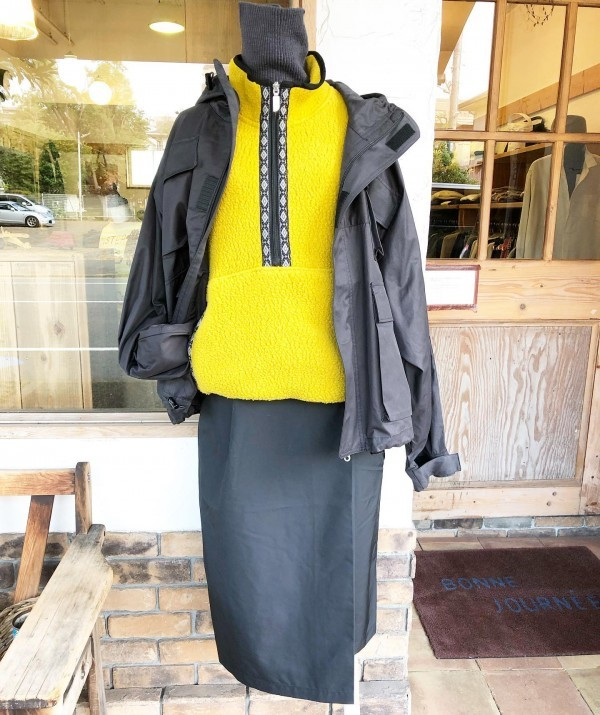 *THE NORTH FACE PURPLE LABEL******Field Skirt ¥19580(税込)Polartec Field Pullover ¥28,600 (税込)*