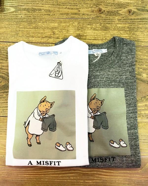 *new item♪**R&D.M.coよりTシャツ入荷!**