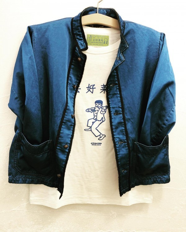 *new item♪***ChinaのジャケットにChinaなTシャツを!***