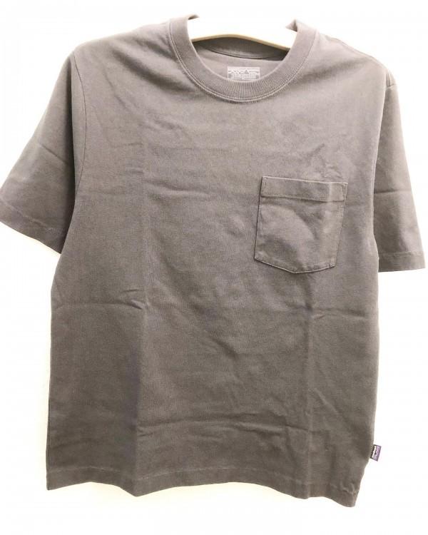 *new item♪**生地がしっかりしていて、シンプルポケットT shirt入荷!**