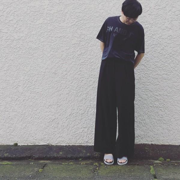 *new item♪..RANDTのグラデーションTシャツのご紹介!..