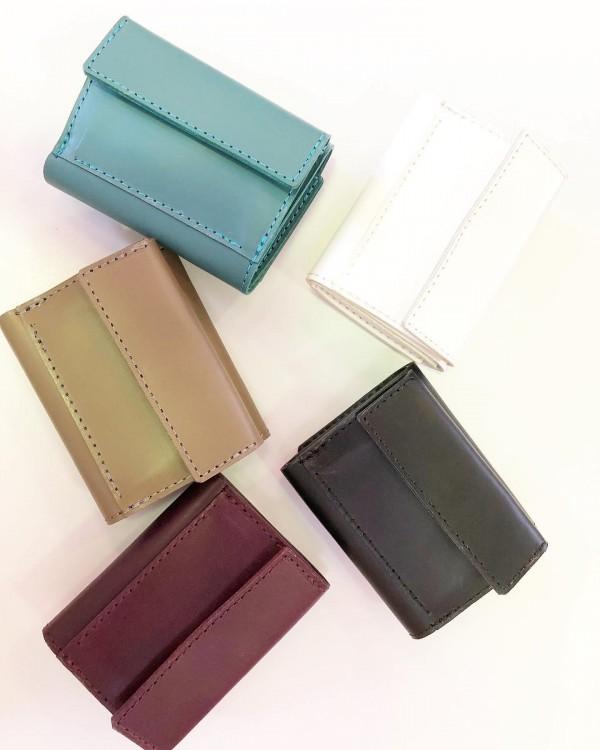 *new item♪...手の平サイズのお財布。...