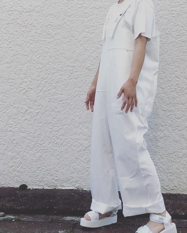 *new item♪...ホワイト。...
